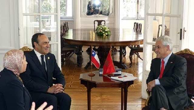 Morocco's Habib El Malki to Attend Sebastián Piñera Inauguration in Chile