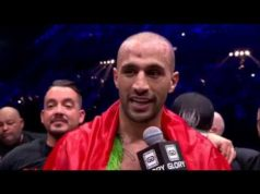"Badr Hari Shouts ""Morocco I love you"" After Securing A Major Win"
