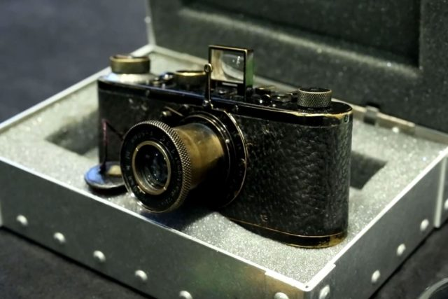 'Leica Prototype 1923' is Now World's Most Expensive Camera