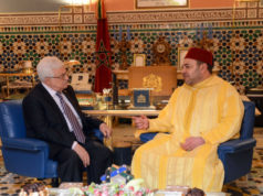 King Mohammed VI Calls Palestinian President to Inquire About His Health