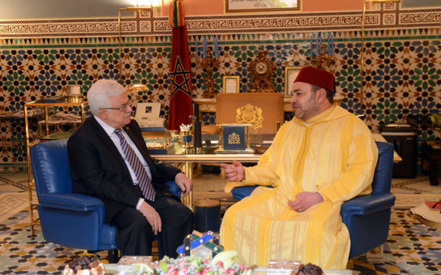 'Lack of Political Prospects Caused Tense Situation in Palestine-Israeli Conflict': King Mohammed VI