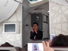 Royal Air Maroc Purser Sends Moving Message to Women: Video