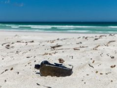 World's oldest message in a bottle found on Australian beach
