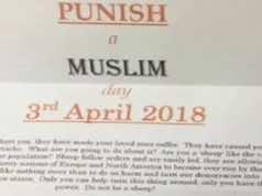 'Punish a Muslim Day' Letters Terrify UK Communities