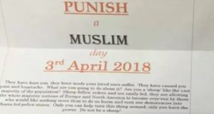 'Punish a Muslim Day' Letters Terrify UK Communities