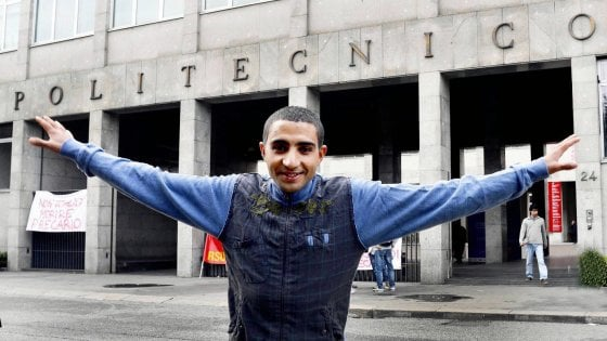 From Street Vendor To PhD in Civil Engineering: Success Story of A Moroccan in Italy