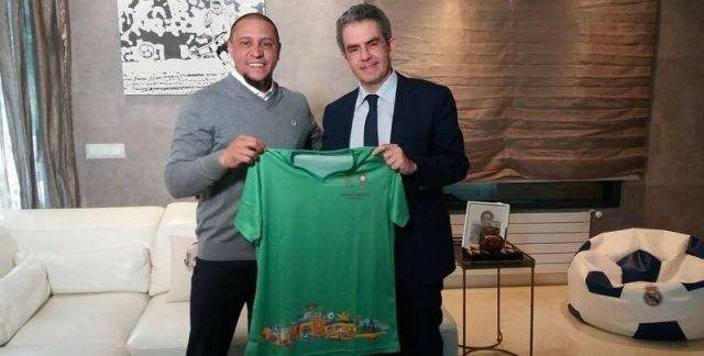 Legendary Footballer Roberto Carlos to Represent Morocco's 2026 World Cup Bid