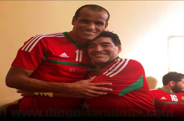 Could Maradona and Rivaldo Join the List of Morocco's 2026 Ambassadors?