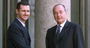 Syria Returns Assad's Legion of Honour to France After US-Led Attacks