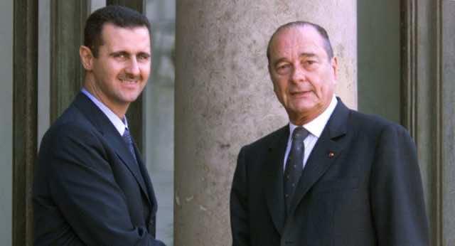 Syria Returns Assad's Legion of Honour to France After US-Led Attacks