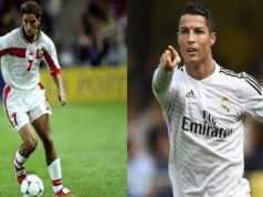 Hadji's Shade Eclipses Ronaldo's Bicycle Beauty