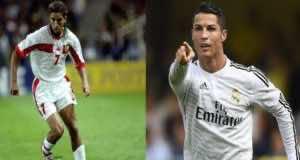 Hadji's Shade Eclipses Ronaldo's Bicycle Beauty