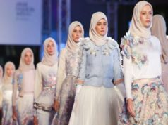 Saudi Arabia Celebrates Woman-Only Arab Fashion Week