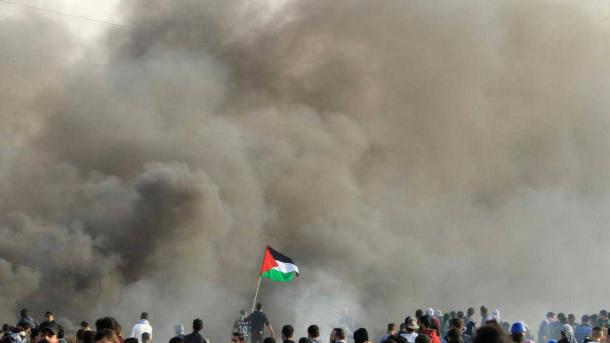 Gaza Ministry Says 363 Border Protesters Wounded