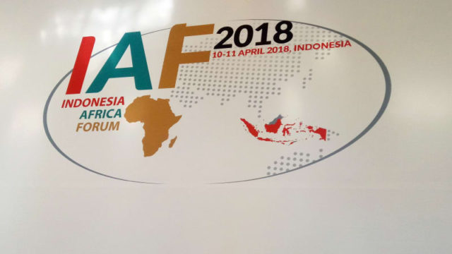 Morocco to Takes Part in Indonesia-Africa Forum