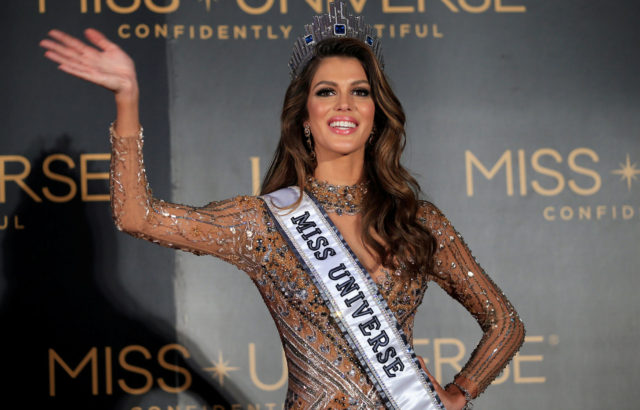 Miss Universe 2016 Iris Mittenaere to Shoot a TV show in Ouarzazate