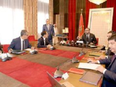 King Mohammed VI Reviews Morocco's Renewable Energy Projects
