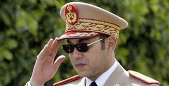 King Mohammed VI, Commander-in-Chief of the Royal Armed Forces