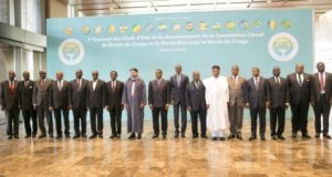 Climate Commission, Blue Fund Summit Opens in Brazzaville