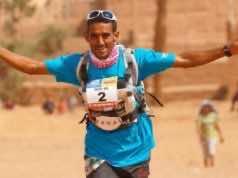 Moroccan Runner Mohamed El-Morabity Wins First Stage at Marathon des Sables