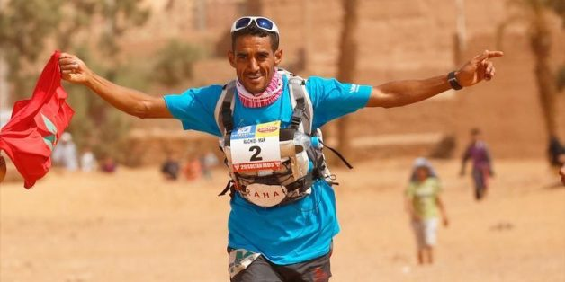 Moroccan Runner Mohamed El-Morabity Wins First Stage at Marathon des Sables