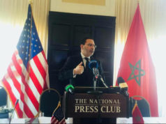 El Khalfi Deplores Fake News, Allegations Spread About Western Sahara Conflict