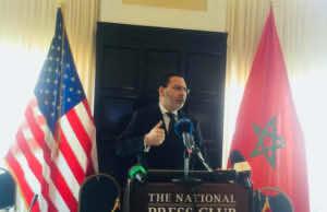 El Khalfi Deplores Fake News, Allegations Spread About Western Sahara Conflict