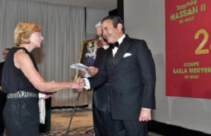 King Mohammed VI Offers Dinner in Honor of Guests Attending Morocco's Premier International Golf Tournaments