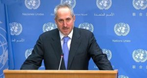 Dujarric: UN Very Supportive of Dialogue Between Algeria and Morocco