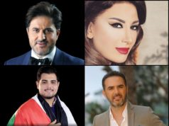 Melhem Zein, Rouwaida Attieh, Ameer Dandan, and Wael Jassar to Perform at 2018 Mawazine
