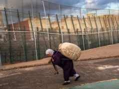 Spanish Authorities End Moroccan 'Women Mules' in Sebta