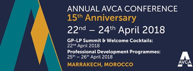 AVCA Annual Conference Gathered Leading Investment Professionals in Marrakech to Discuss the future of African Investment