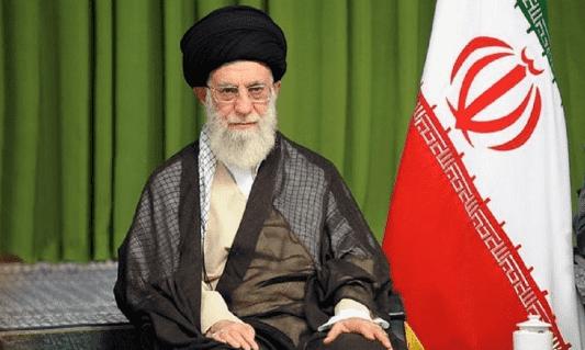 Ayatoallah Khameinei, Supreme Leader of Iran
