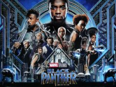 Curtain Rises After 35-Year Intermission As 'Black Panther' Hits Saudi Silver Screen