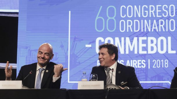 CONMEBOL Criticizes Brazil for Voting in Favor of Morocco 2026