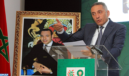 France set to back Morocco for 2026 WC