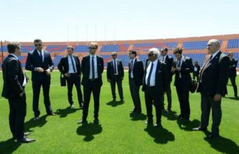 FIFA Task Force to Return to Morocco Next Week
