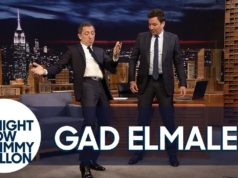 Gad Elmaleh Dance 'Moroccan Hip Thrust' on Jimmy Fallon Show