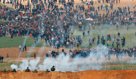 Morocco Condemns Israel's Violent Attacks on Palestinians at Gaza