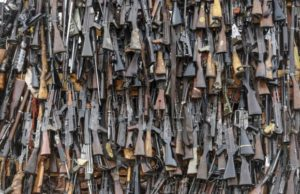 New Study Identifies MENA Region as Hub of Instability and Illicit Guns