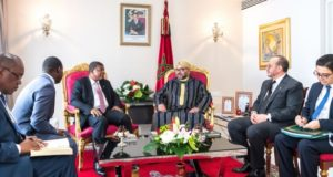 King Mohammed VI Signs Protocol Establishing Congo Basin Climate Commission