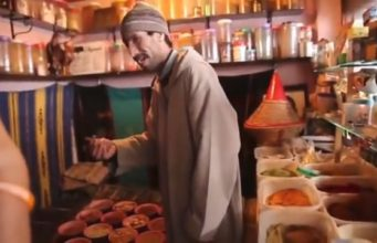 Moroccan Spice Seller Masters German Language