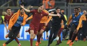 Roma Stun Barcelona In One of Football's Most Dramatic Comebacks