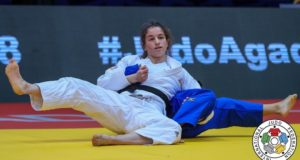 The Israeli Judoka, Timna Nelson-Levy
