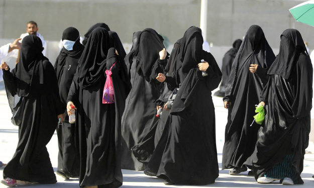 Saudi Government Tracking Fleeing Women Through Cell Phone ID Code