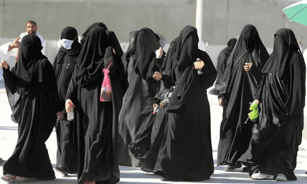 Saudi women in the public sphere