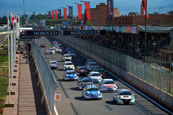 Grand Prix WTCR Returns to Marrakech