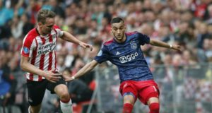AS Roma Still Wants Moroccan Midfielder Hakim Ziyech