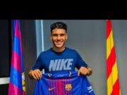 Barcelona's Ezzarfani to Train with Morocco's World Cup Team