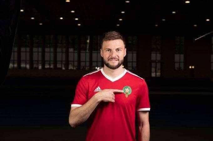 Adidas Defends Atlas Lions  New 2018 World Cup Kits Amid Backlash 2e0baf3f7